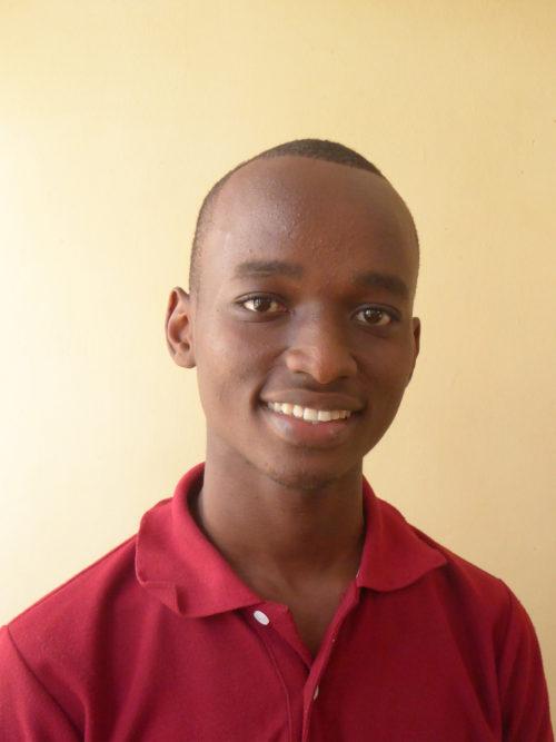 waterkiosk Calvin Ndumwa – Projektkoordinator SuMeWa
