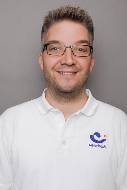 waterkiosk Dr. Elimar Frank – Stiftungsrat