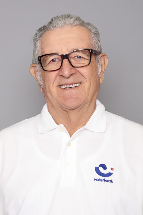 waterkiosk Leo Looser Stiftungsrat
